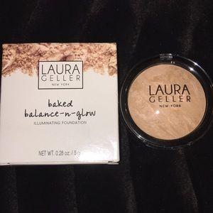 Laura Geller baked balanced-n-glow- Brand New